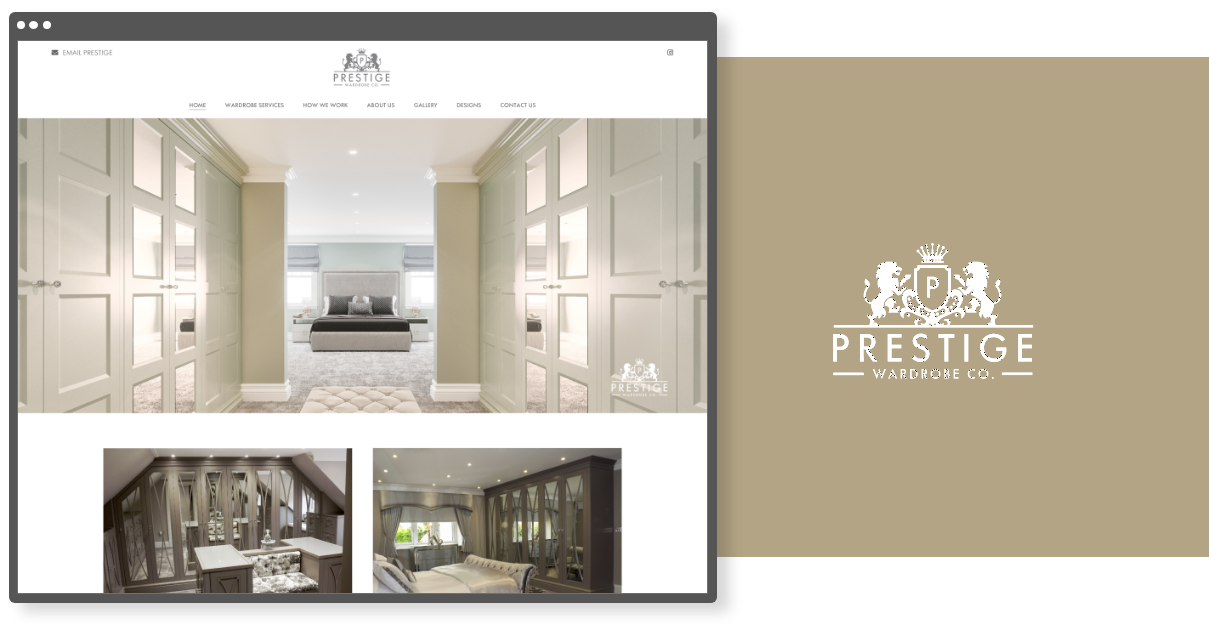 Prestige Wardrobe - Design and Development