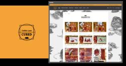 Cobble Lane - Web Design & Branding